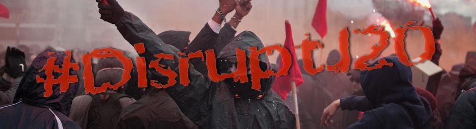 #DisruptJ20